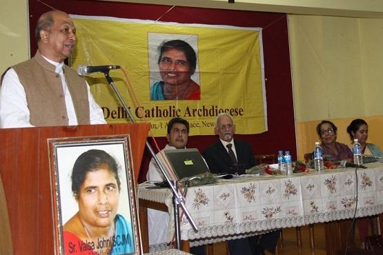 【World News】印度遭殺害修女獲奉為傳教楷模,生前為原住民爭權益