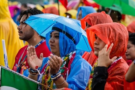 【World News】教宗以聖母為未來三屆世青主題,籲青年勇敢面對現在