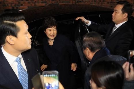 【World News-韓國】南韓總統朴槿惠下台,在韓國教會歷史上的位置
