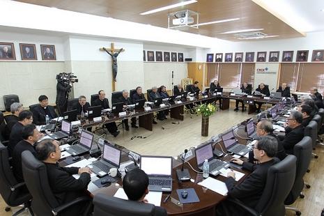 【World News】韓國教會更新彌撒經書